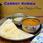 Carrot Kurma