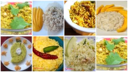 One Pot meal Collage