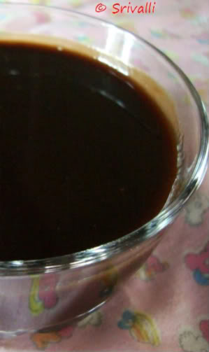 Tamarind Extract ~ Indian Basics Step by Step Recipe!