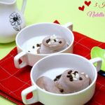3 Ingredient Nutella Ice Cream