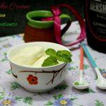2 Ingredient Homemade Ice Cream