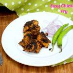 Easy Chicken Fry