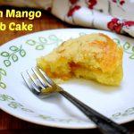 Vegan Mango Crumb Cake