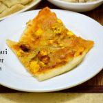 Amritsari Paneer Pizza