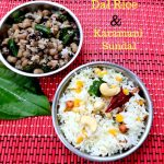 Coconut Chana Dal Rice