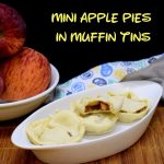Mini Apple Pies in Muffin Tins