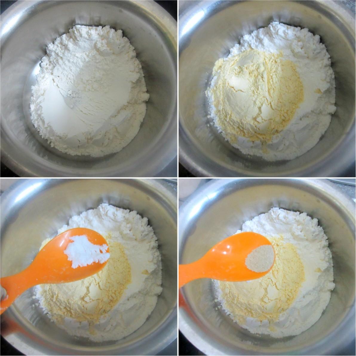How to make Pholourie 1