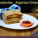 Mahjouba - Algerian Crêpes