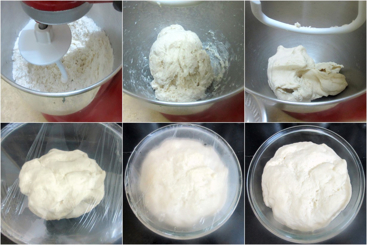 How to make Laffa Bread 2