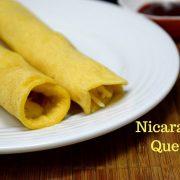 Nicaraguan Quesillo