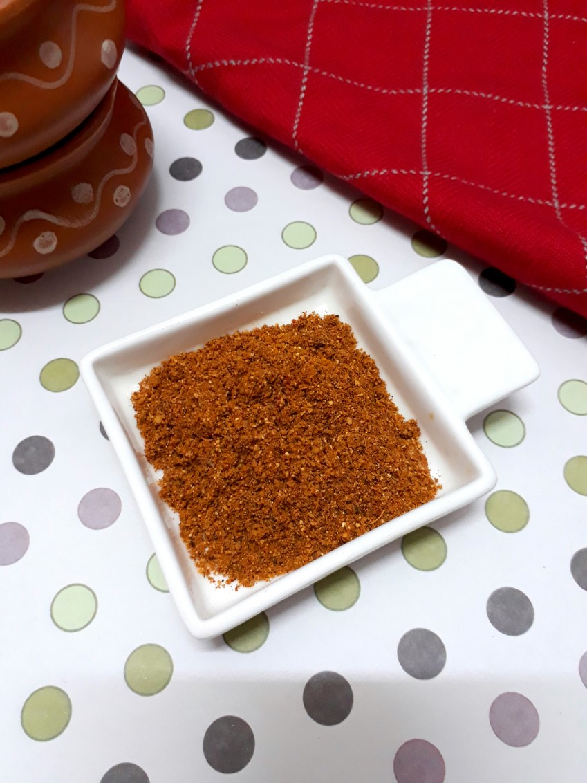 How to make Malaysian Spice Mix