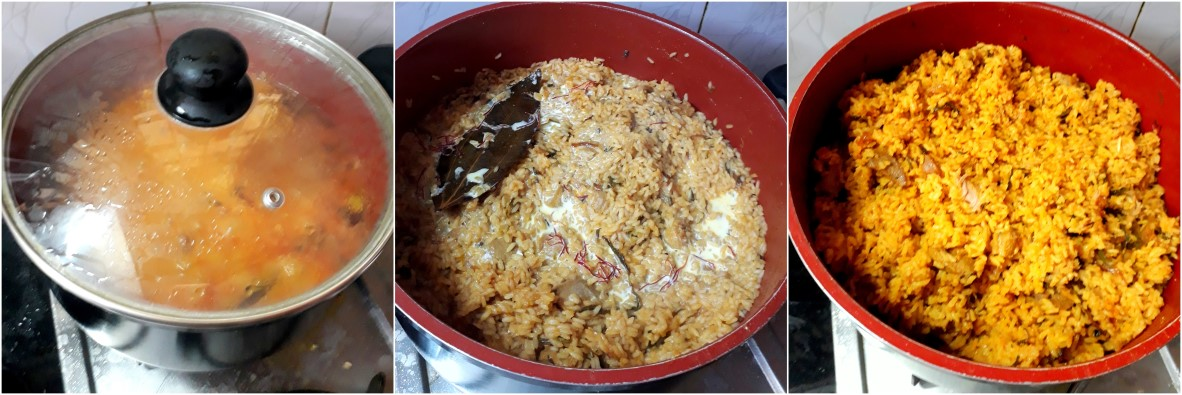 How to make Mutton Biryani 3
