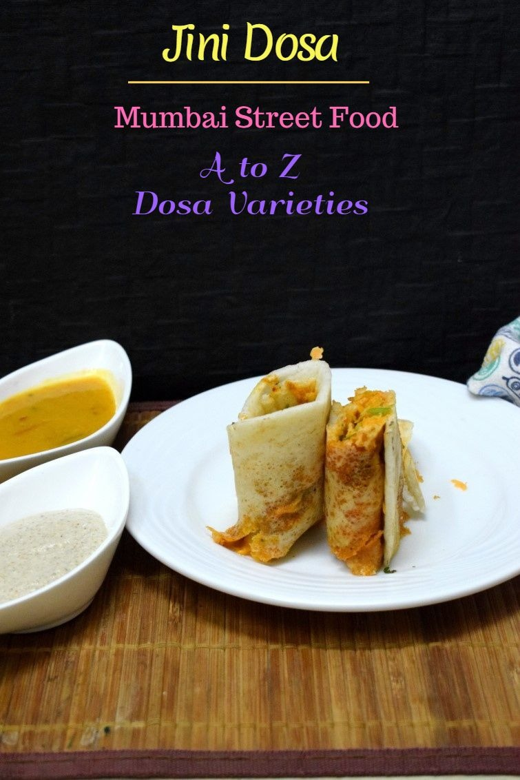 How to make Jini dosa