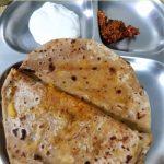 Masala Aloo Stuffed Paratha