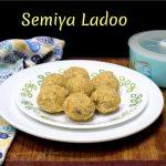 Semiya Ladoo