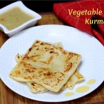 Vegetable White Kurma