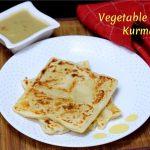 Vegetable White Kurma