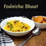 Fodnicha Bhaat