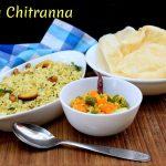Oralu Chitranna