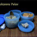 Shahzeera Pulav