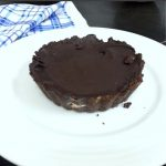 3 Ingredient No Bake Oreo Nutella Chocolate Tart