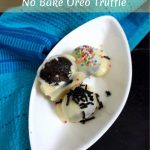 3 Ingredient No Bake Oreo Truffle