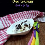 3 Ingredient Oreo Ice Cream