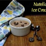 Nutella Ice Cream