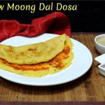 Yellow Moong Dal Dosa