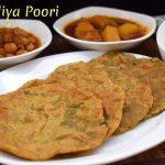 Choliya Poori