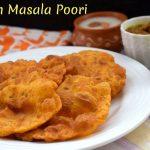 Indian Masala Poori