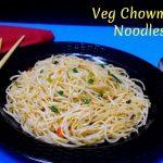 Veg Chowmein Noodles