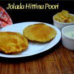 Jolada Hittina Poori