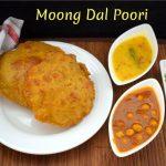 Moong Dal Poori