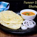 Paneer Stuffed Bhatura