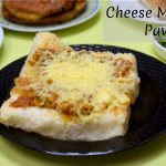 Cheese Masala Pav